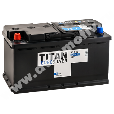 Titan EUROSILVER 95.1 фото 400x400