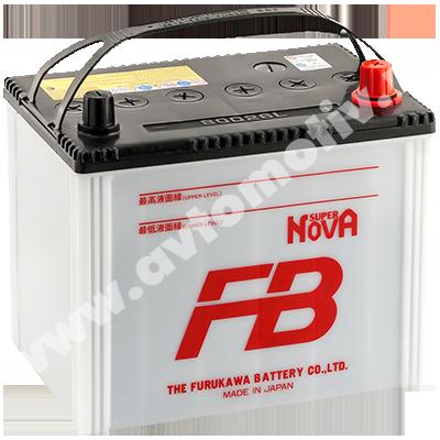 Автомобильный аккумулятор Super Nova 80D26L (75) фото 400x400