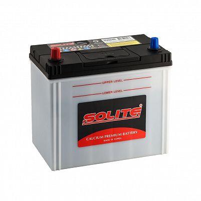 Автомобильный аккумулятор Solite 65B24R (50) фото 401x401