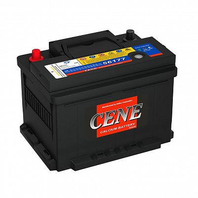 Автомобильный аккумулятор CENE Euro 61.0 LB2 (56177) фото 401x401