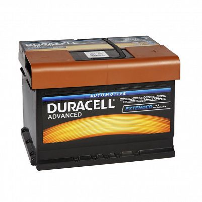 Автомобильный аккумулятор Duracell 63.0 (DA 63T) фото 401x401