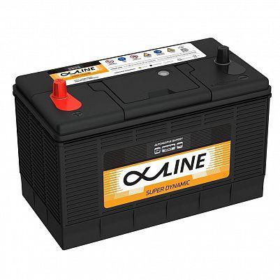 Аккумулятор для грузовиков AlphaLINE  31-1000 конус фото 401x401