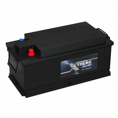 Аккумулятор для грузовиков X-treme SILVER 190.4 фото 401x401