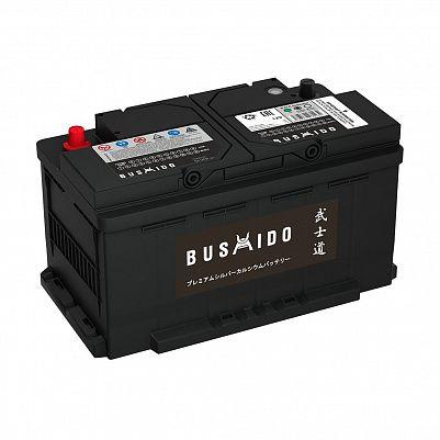 Автомобильный аккумулятор BUSHIDO 80.0 LB4 (58039) фото 401x401