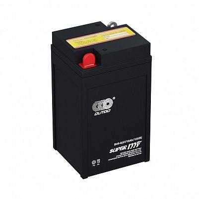 Мото аккумулятор 10Ah/ 6V OUTDO B49-6 GEL (11Ah) фото 401x401