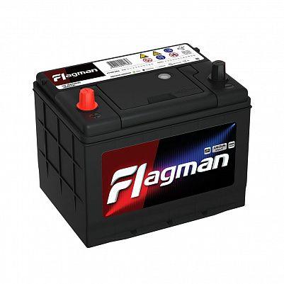 Автомобильный аккумулятор Flagman 90D23R (70) фото 401x401
