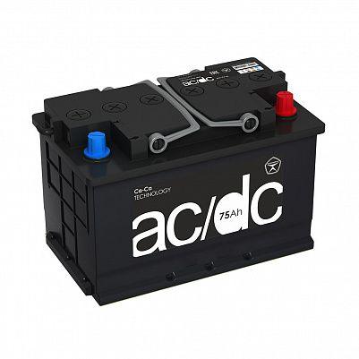Автомобильный аккумулятор AC/DC 75.0 фото 401x401