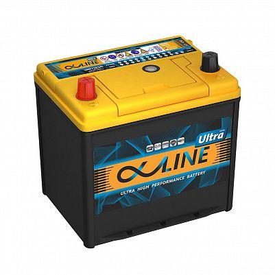 Автомобильный аккумулятор AlphaLINE ULTRA 95D23R (78) фото 401x401