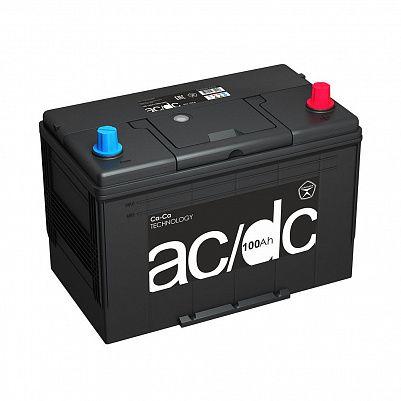Автомобильный аккумулятор AC/DC 115D31L (100) фото 401x401