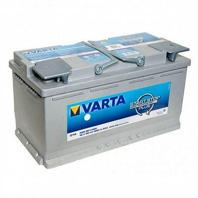 Автомобильный аккумулятор Varta G14 Silver Dynamic AGM Start-Stop Plus (595 901 085) 95Ah фото 401x401