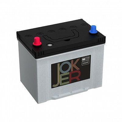 Автомобильный аккумулятор Joker MF 80D26R (70) фото 401x401