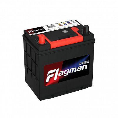 Автомобильный аккумулятор Flagman 46B19R (44) фото 401x401