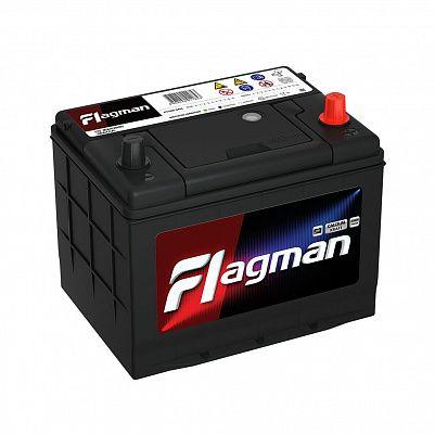 Автомобильный аккумулятор Flagman 90D23L (70) фото 401x401