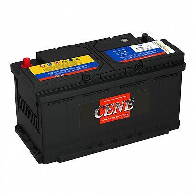 Автомобильный аккумулятор CENE Euro 90.0 L4 (59095) фото 401x401