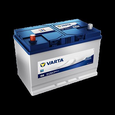 Varta G8 Blue Dynamic 12v 95Ah 830A (595 405 083) D31R фото 401x401