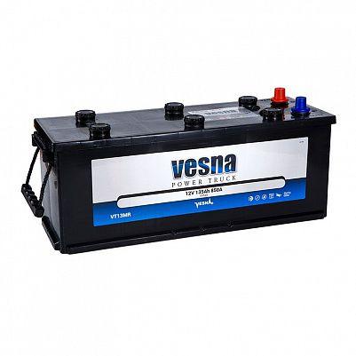 Аккумулятор для грузовиков VESNA Power Truck 135.4 фото 401x401