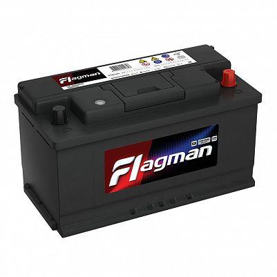 Автомобильный аккумулятор Flagman 105.0 L5 (60500) фото 401x401