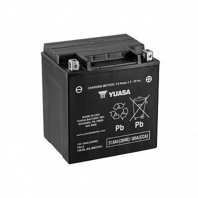 Мото аккумулятор YUASA HP YIX30L-BS (CP) фото 401x401