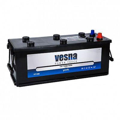 Аккумулятор для грузовиков VESNA Power Truck 135.3 евро фото 401x401