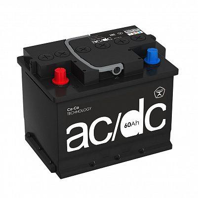 Автомобильный аккумулятор AC/DC 60.1 фото 401x401