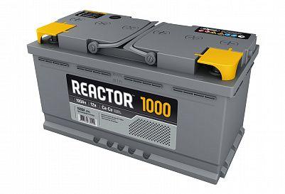 Автомобильный аккумулятор Reactor 100.0 фото 401x273