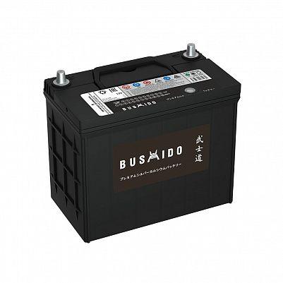 Автомобильный аккумулятор BUSHIDO 70B24LS 55Ач фото 401x401