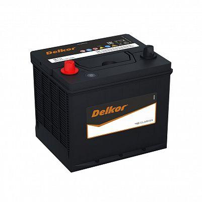 Автомобильный аккумулятор DELKOR 58.1 L1 (26-550) фото 401x401