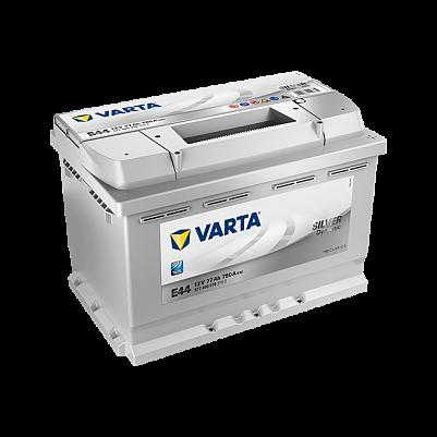Varta E44 Silver Dynamic (577 400 078) 77Ah 780A фото 401x401