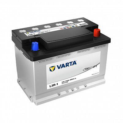 Varta Стандарт 74.0 обр фото 401x401