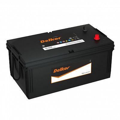 Аккумулятор для грузовиков DELKOR 230.4 (8D-1500) фото 401x401