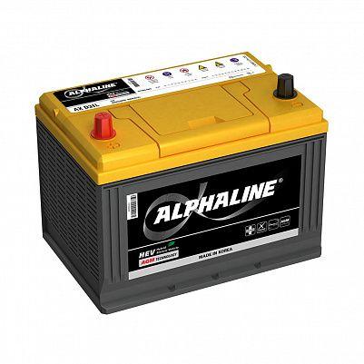 Автомобильный аккумулятор ALPHALINE AGM AX D26R 75 Ah фото 401x401