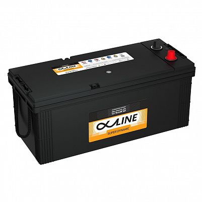 Аккумулятор для грузовиков AlphaLINE 190G51R (190) евро фото 401x401