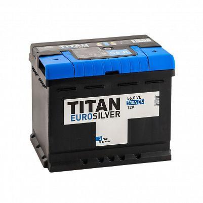 Titan EUROSILVER 56.0 фото 401x401