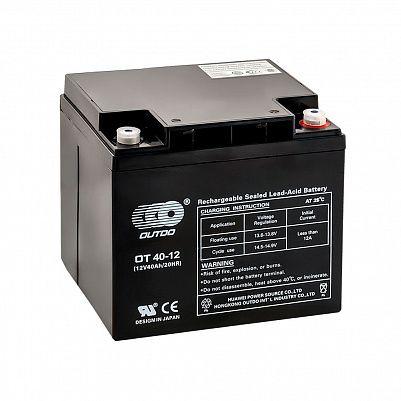 Аккумулятор OUTDO VRLA 12v  40Ah (OT40-12) фото 401x401
