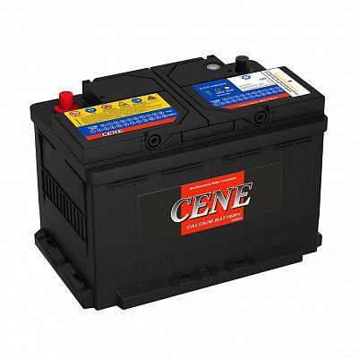 Автомобильный аккумулятор CENE Euro 74.0 L3 (57412) фото 401x401