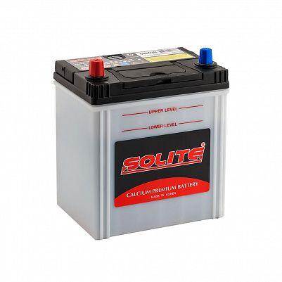 Автомобильный аккумулятор Solite 44B19R (44) фото 401x401