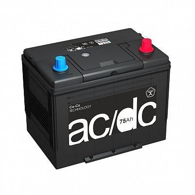 Автомобильный аккумулятор AC/DC 85D26L (75) фото 401x401