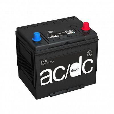 Автомобильный аккумулятор AC/DC 75D23L (65) фото 401x401