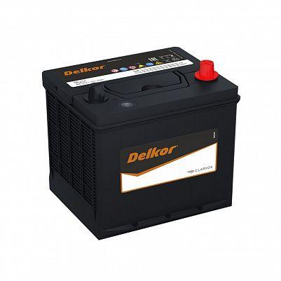 Автомобильный аккумулятор DELKOR 58.0 L1 (26R-550) фото 401x401