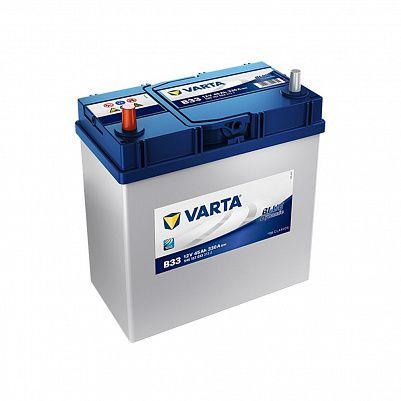Автомобильный аккумулятор Varta B33 Blue Dynamic (545 157 033) 45Ah фото 401x401