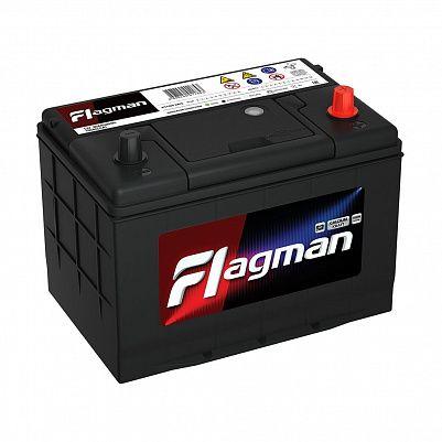 Автомобильный аккумулятор Flagman 95D26L (80) фото 401x401