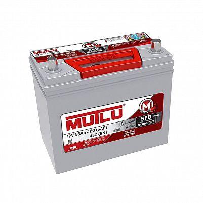Автомобильный аккумулятор Mutlu SFB 3 (B24.55.045.E) 65B24L 55 Ah фото 401x401