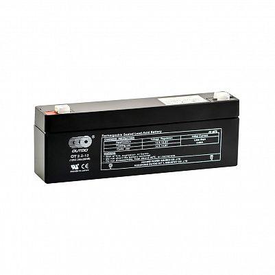 Аккумулятор OUTDO VRLA 12v  2.2Ah (OT2.2-12) фото 401x401