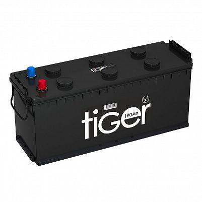 Грузовой аккумулятор Tiger (Рязань) 190.4 узкий  конус фото 401x401