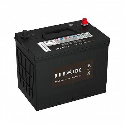 Автомобильный аккумулятор BUSHIDO 95D26R (80) фото 401x401