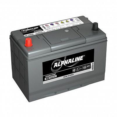 Автомобильный аккумулятор AlphaLINE EFB SE 115D31R (80) фото 401x401