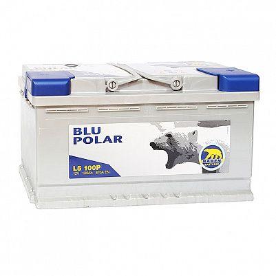 Автомобильный аккумулятор Baren Polar Blu 100.0 L5 фото 401x401