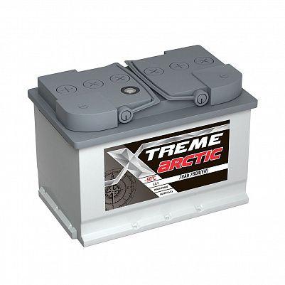 Автомобильный аккумулятор X-treme Arctic 78.1 фото 401x401