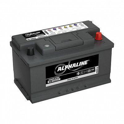 Автомобильный аккумулятор AlphaLine EFB 75.0 Ач (SE 57510) LB4 низкий фото 401x401