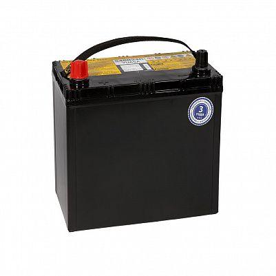 Автомобильный аккумулятор YUASA AGM Black Edition S46B24R 45Ah фото 401x401